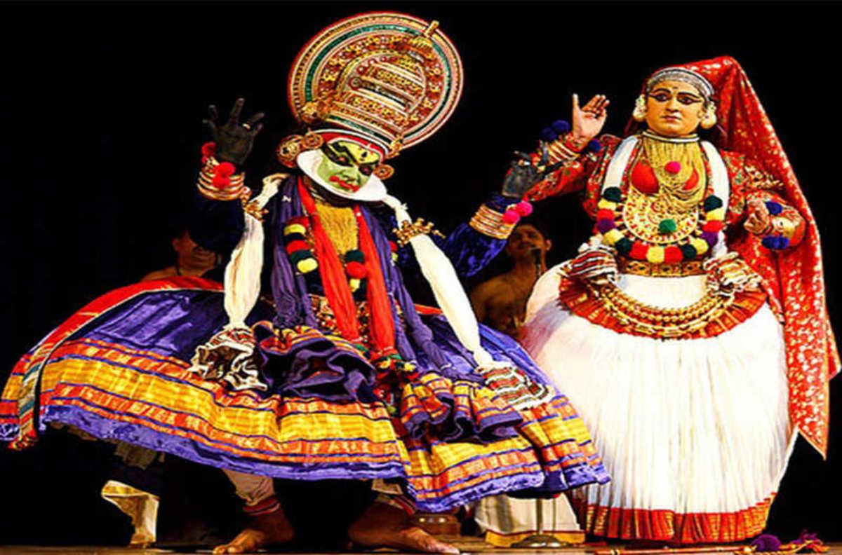 Indian classical dance: Kathakali