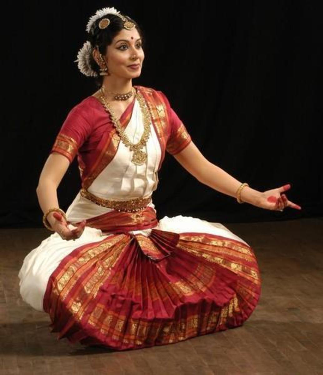 Indian classical dance: Bharatnatyam