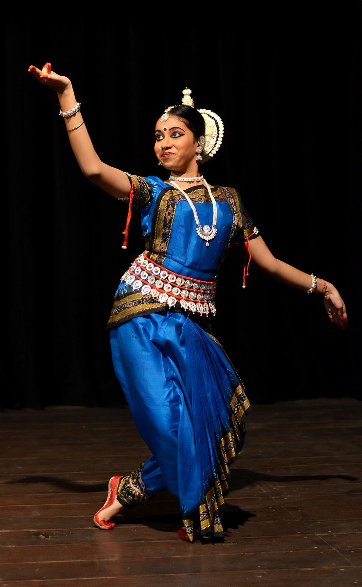 Indian classical dance: Odissi