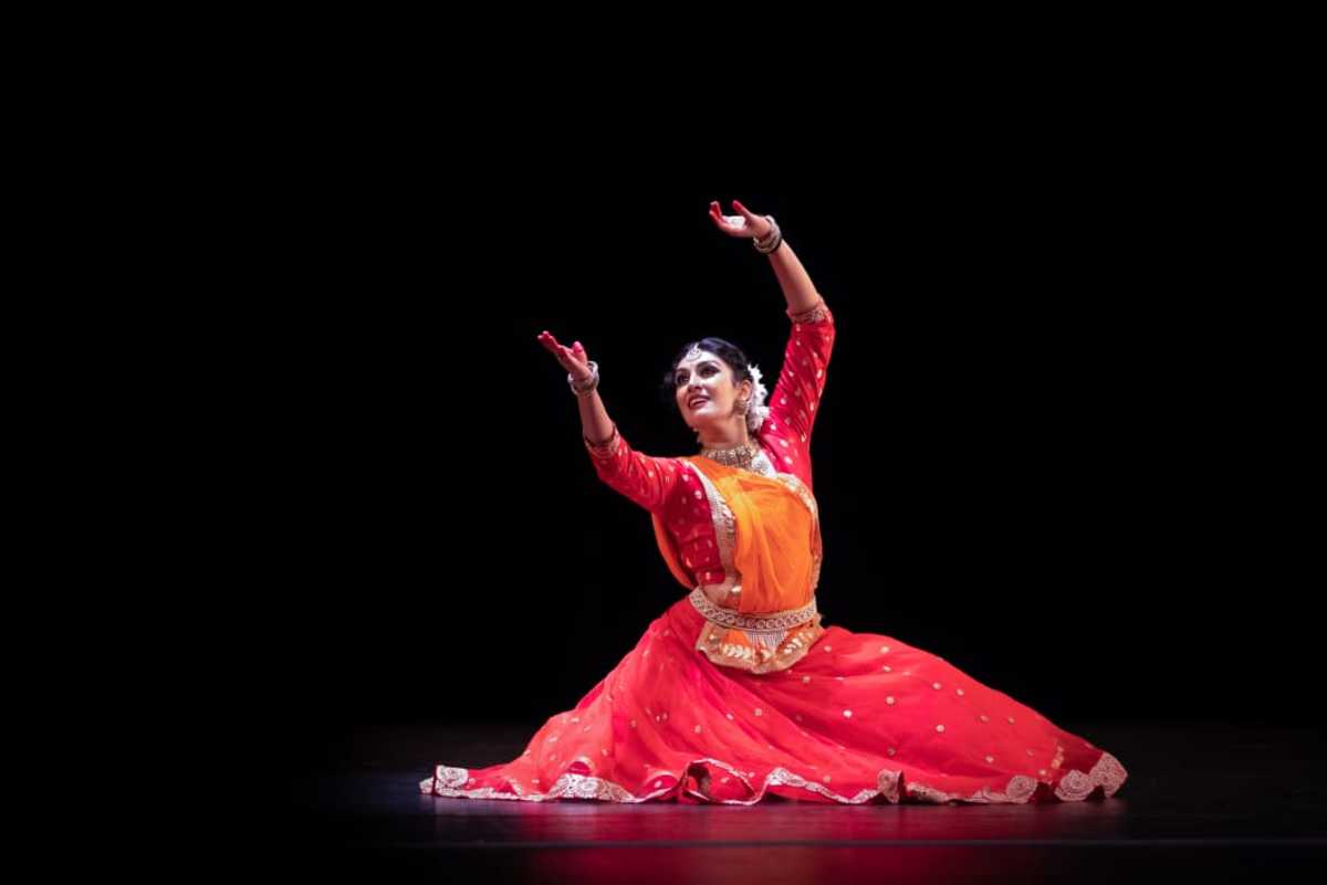 Indian classical dance: Kathak