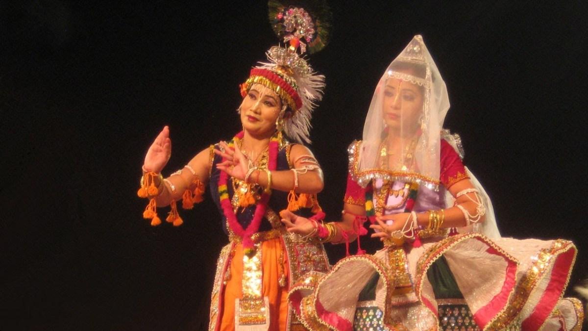 Indian classical dance: Manipuri