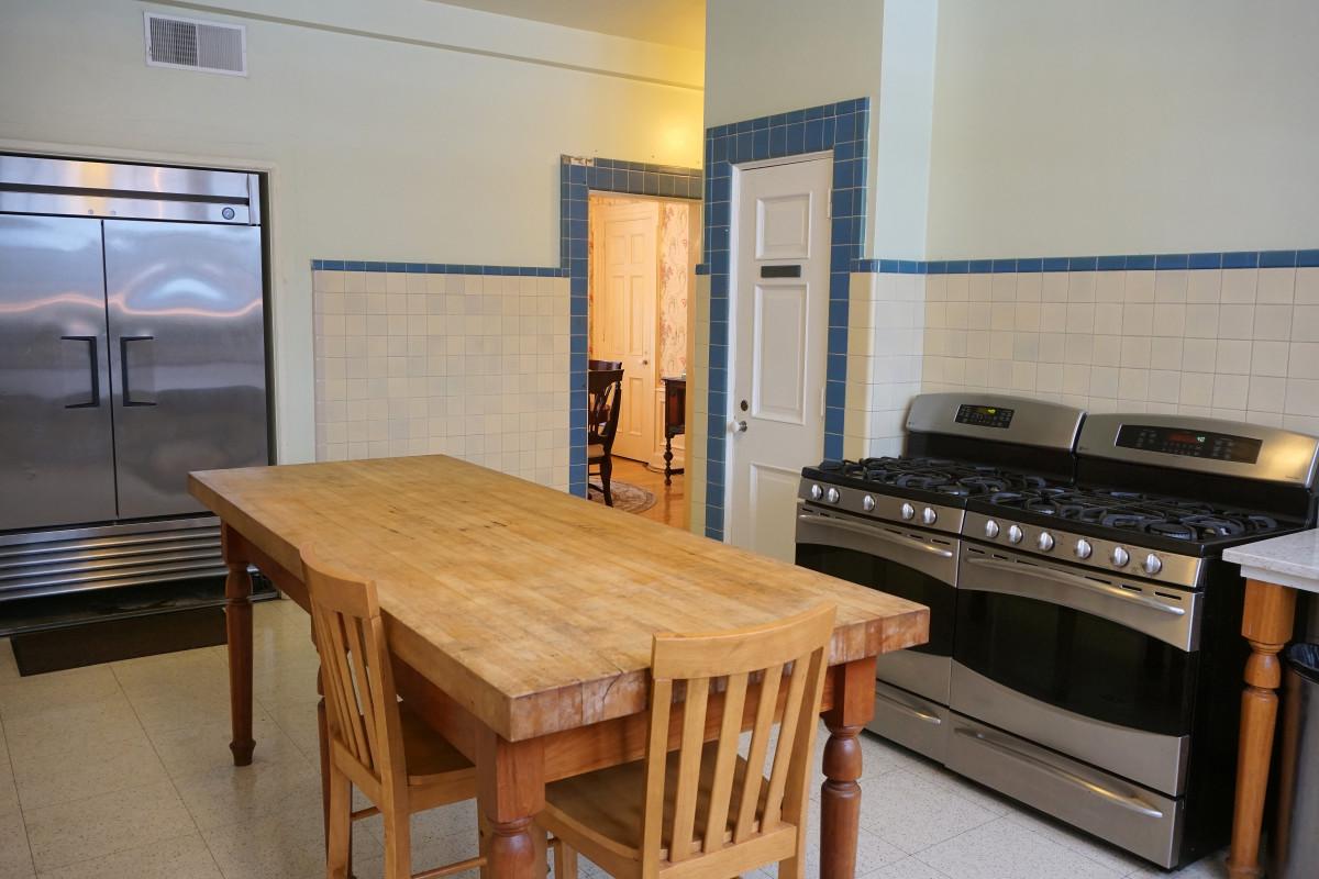 Felt Mansion Kitchen