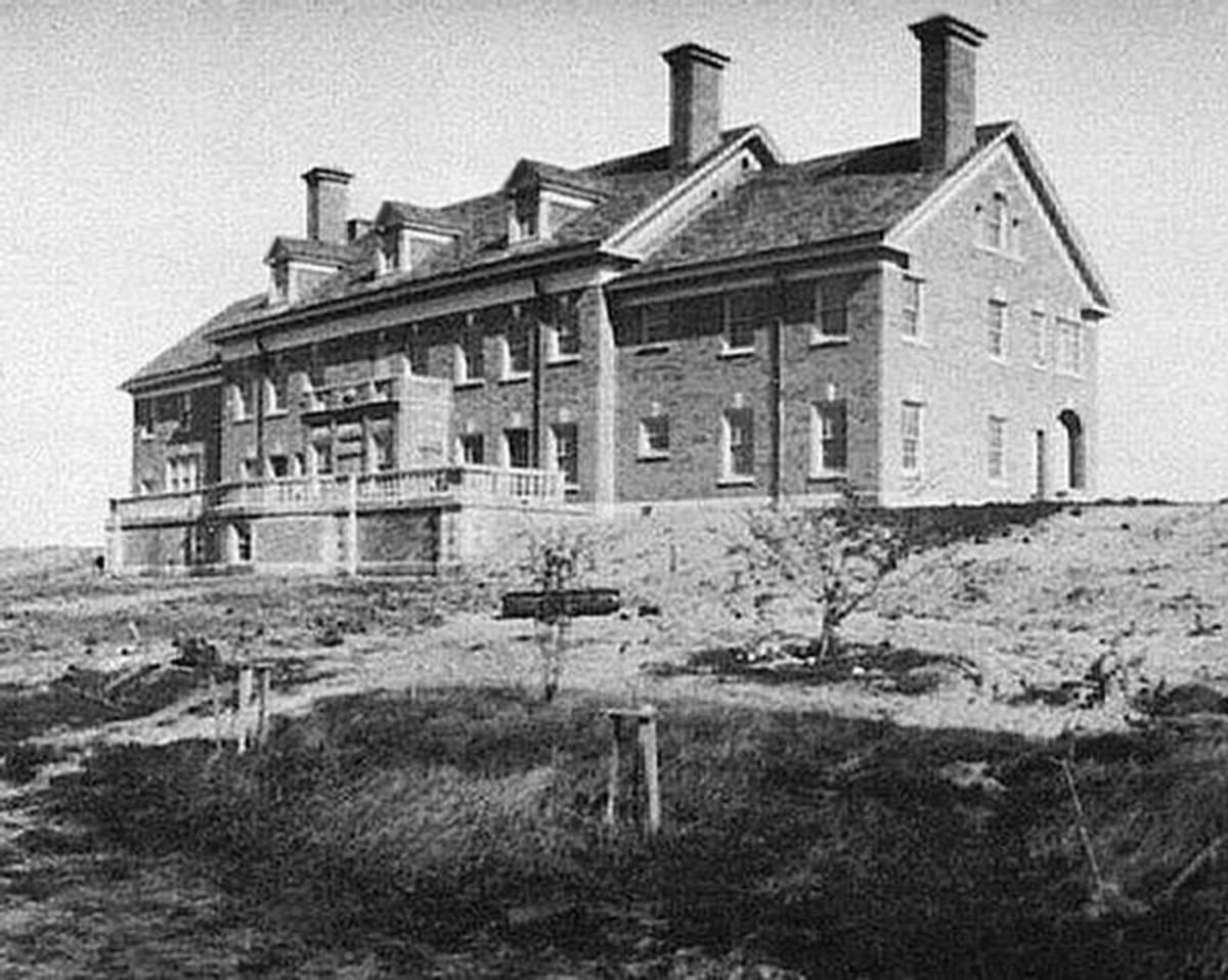 Felt Mansion Late 1920's