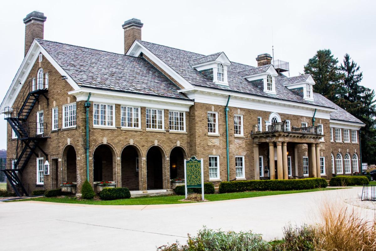 The Felt Mansion