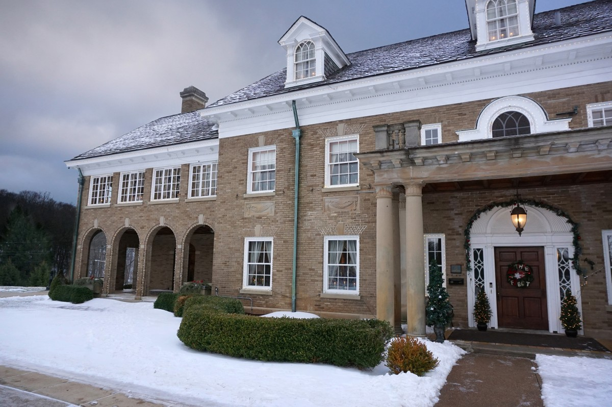 Felt Mansion Christmas Season