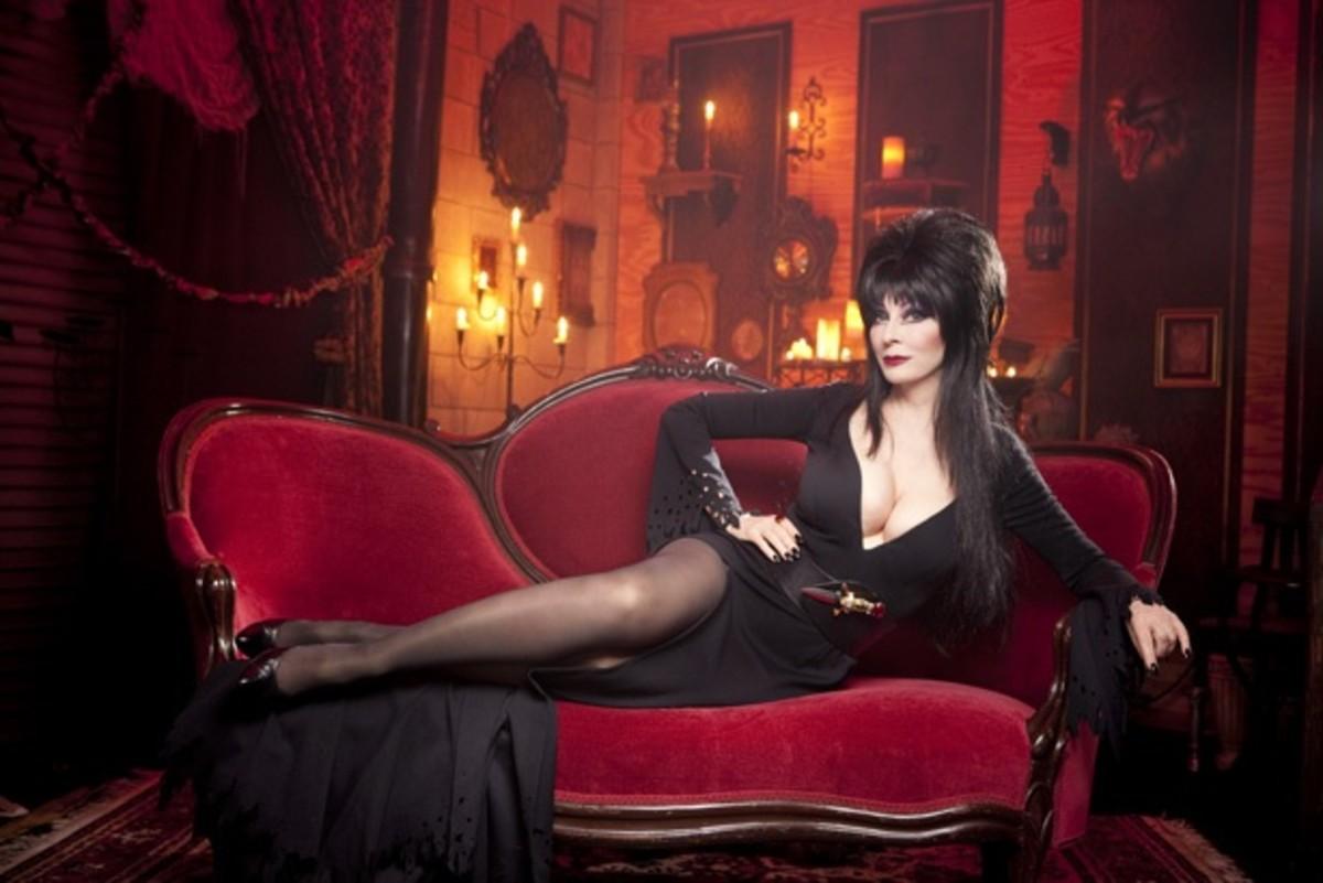 Sexy Elvira