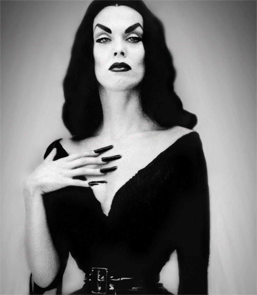 Vampira -- Maila Nurmi