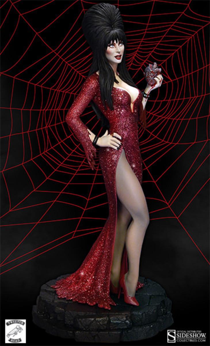 Cassandra as Elvira