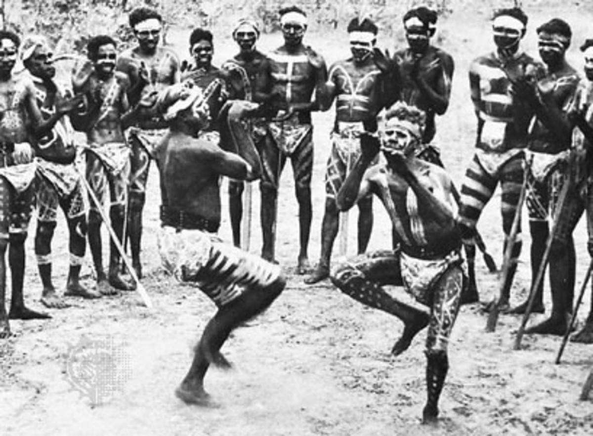 Aboriginal Corroboree