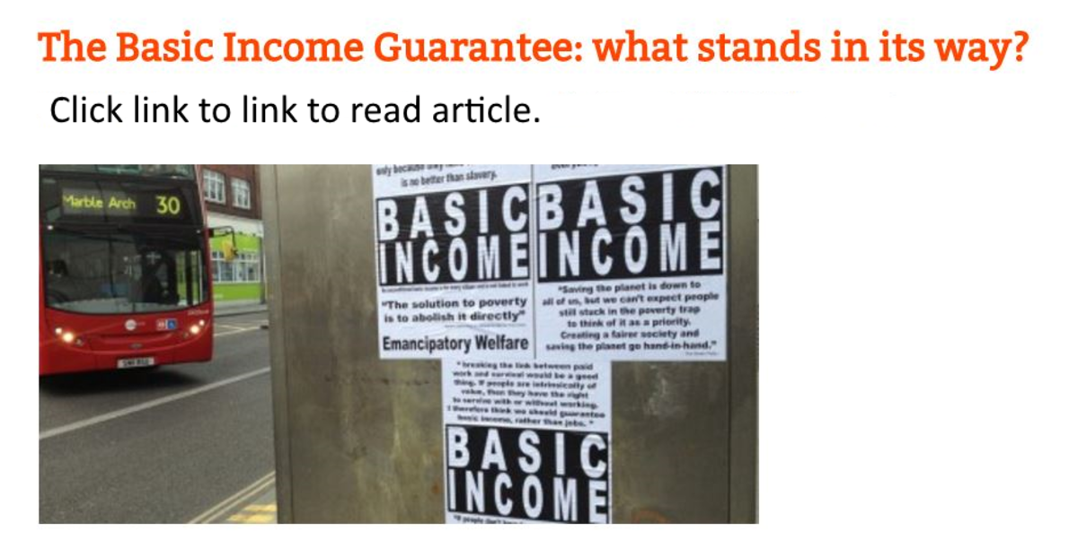 How a Universal Basic Income can be paid for without money