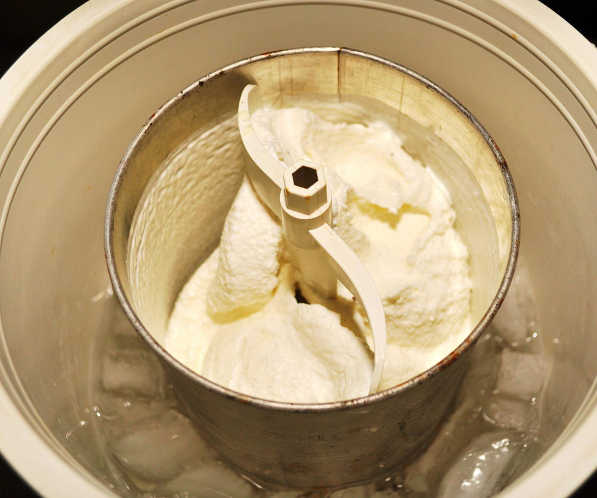 Homemade ice cream is simple and delicious. You can make evaporated milk ice cream with or without an ice cream maker.