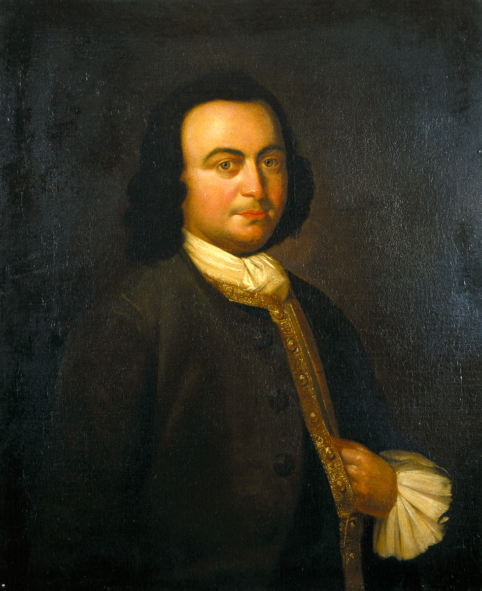 George Mason, Co-Author of the 2nd Amendment