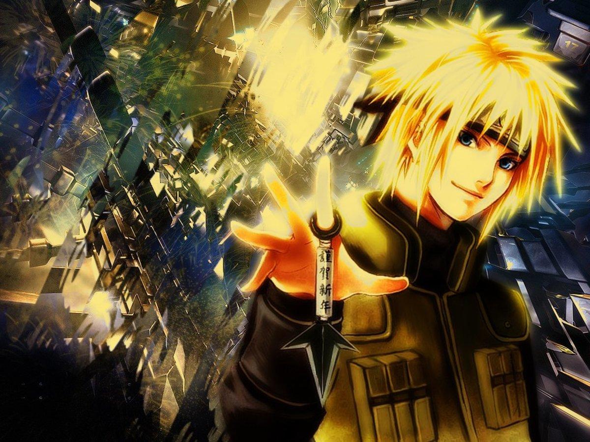 Fourteen Naruto Facts about Minato Namikaze!