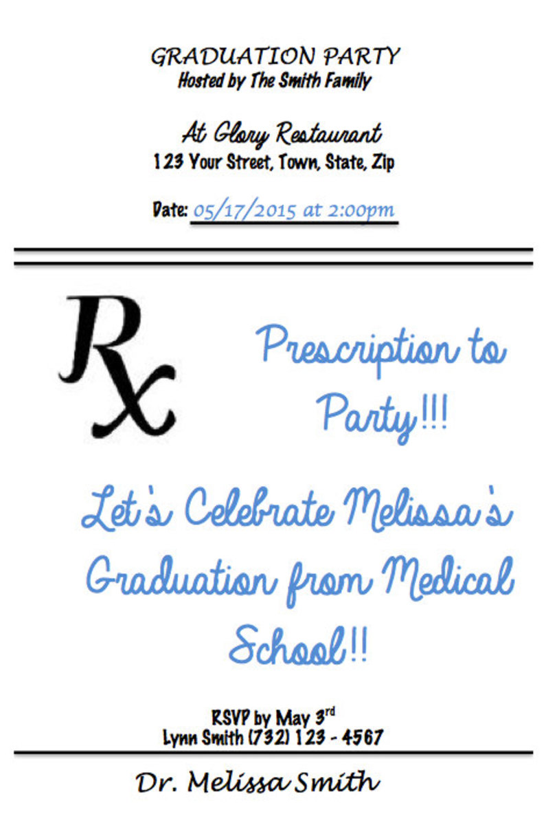 diy-medical-theme-party