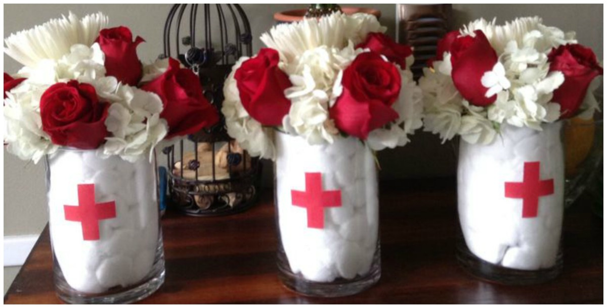 This was my inspiration for our centerpieces