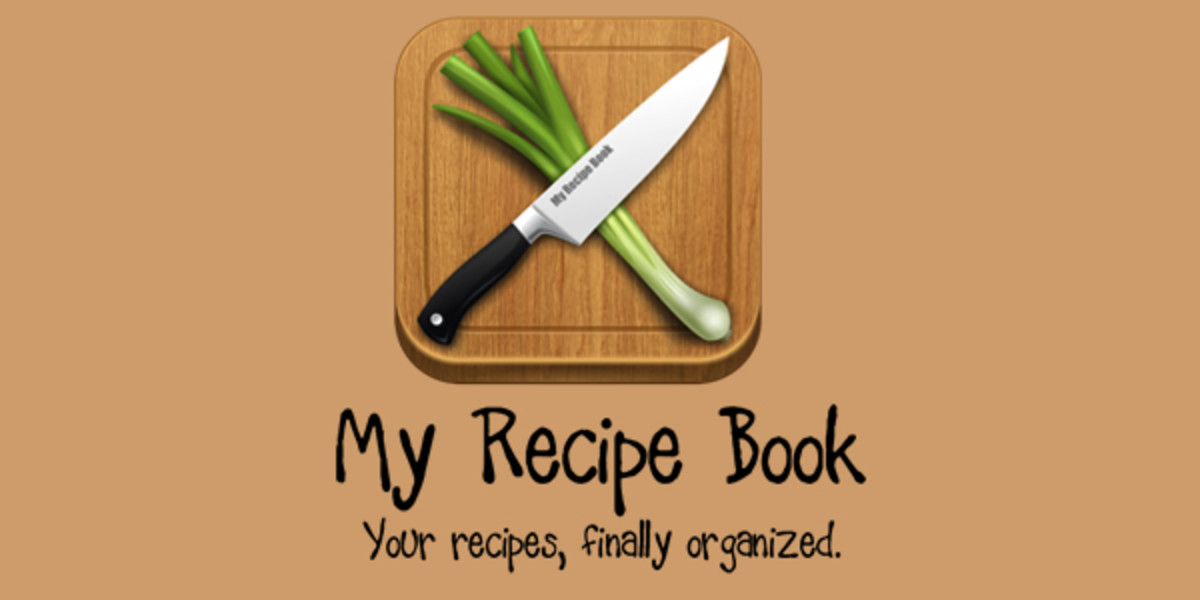 My Hubbook of Recipes