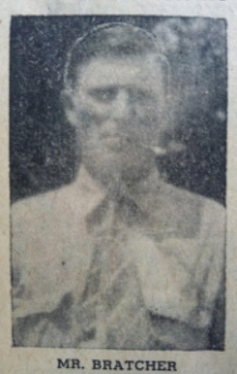 Henry Bratcher
