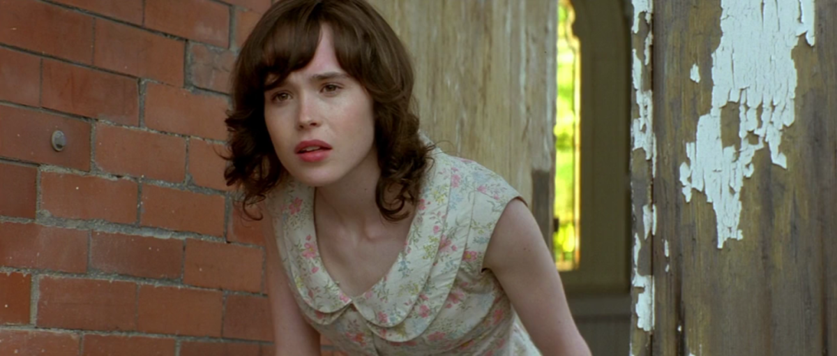 """Ellen Page, actress in the film """"An American Crime"""""""