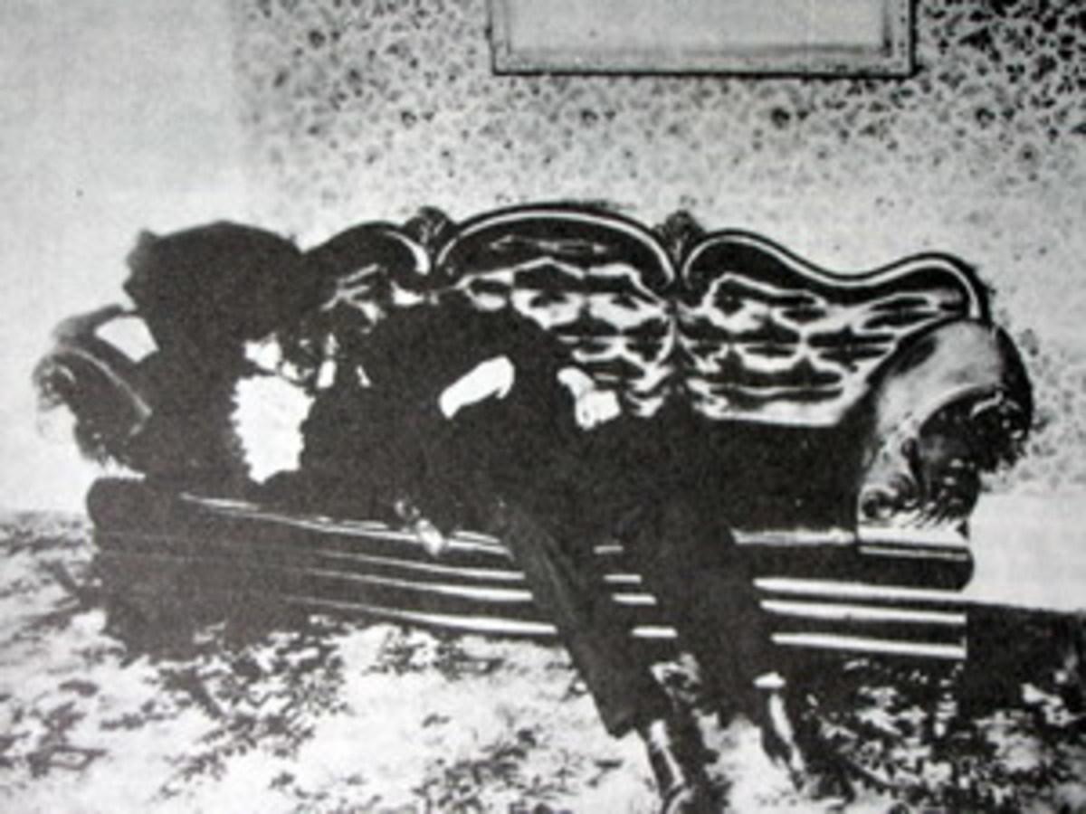 Andrew Borden in death