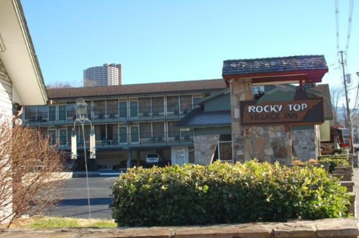 Rocky Top Village Inn, Gatlingburg, Tennessee
