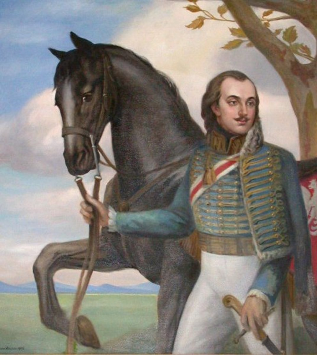 Casimir Pulaski, Founder of American Cavalry