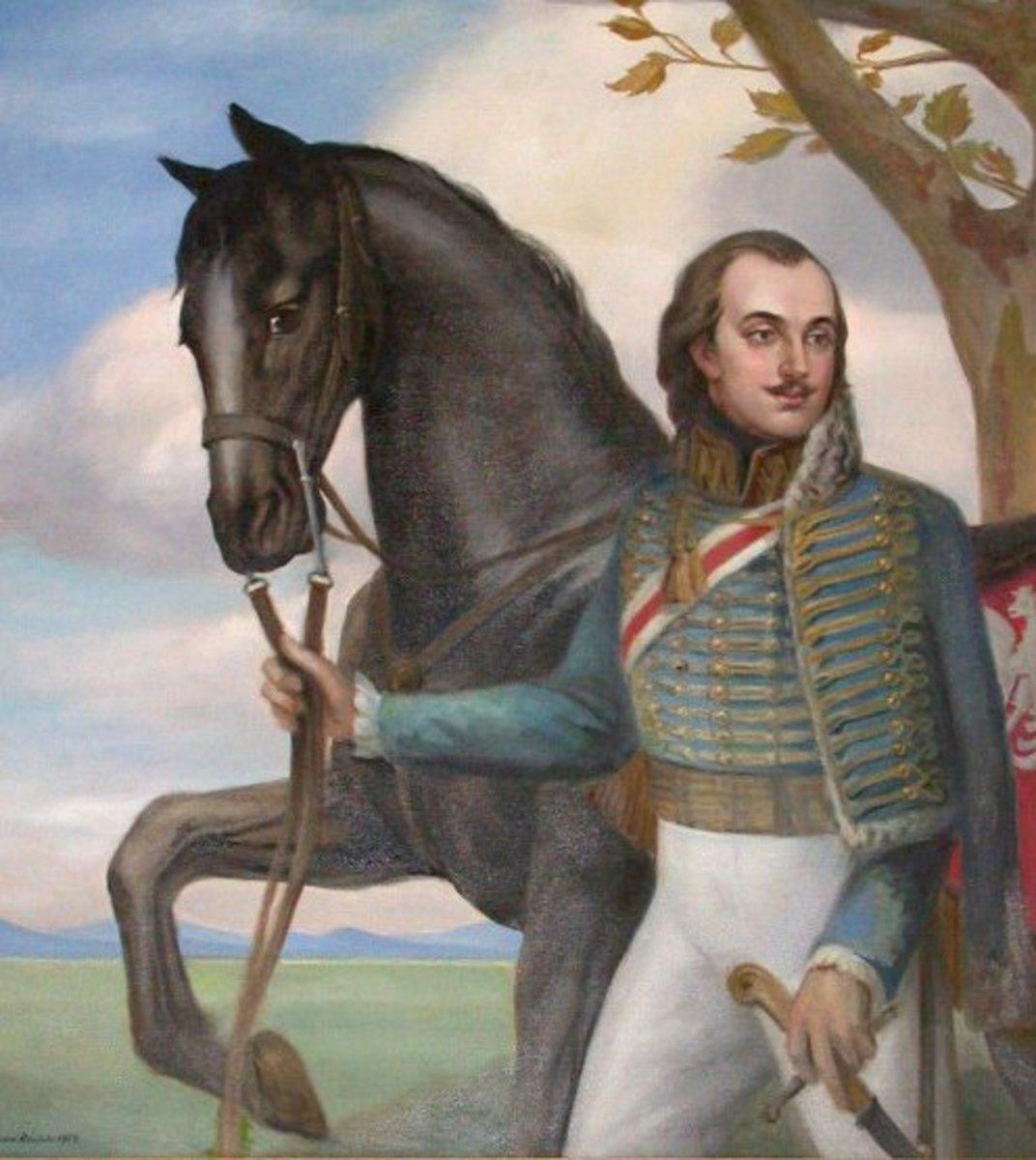 Casimir Pulaski, Founder of American Cavalry