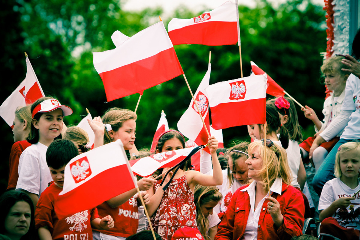 Polish Constitution Day in Chicago