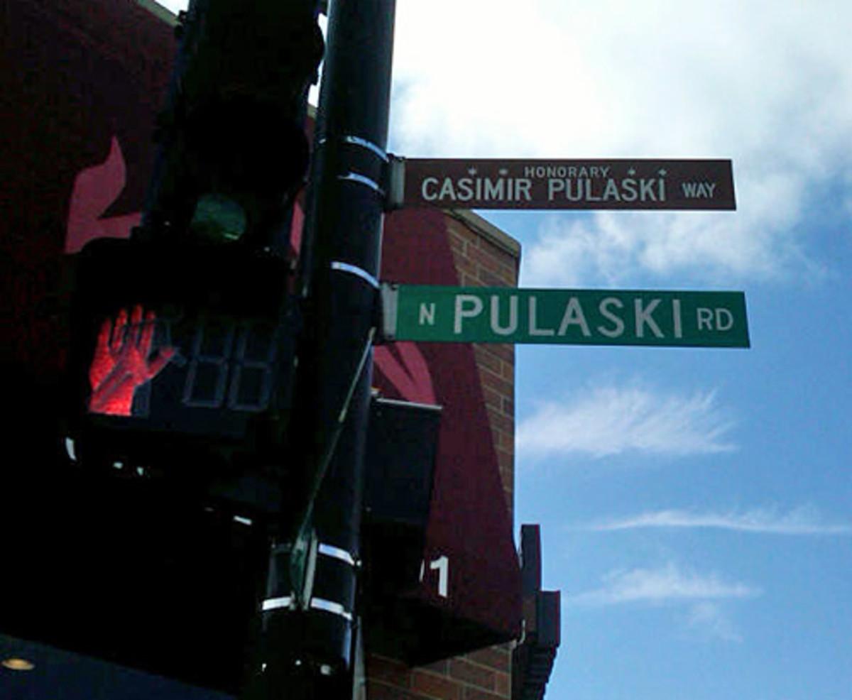 Pulaski Road (Honorary Casimir Pulaski Way), Chicago