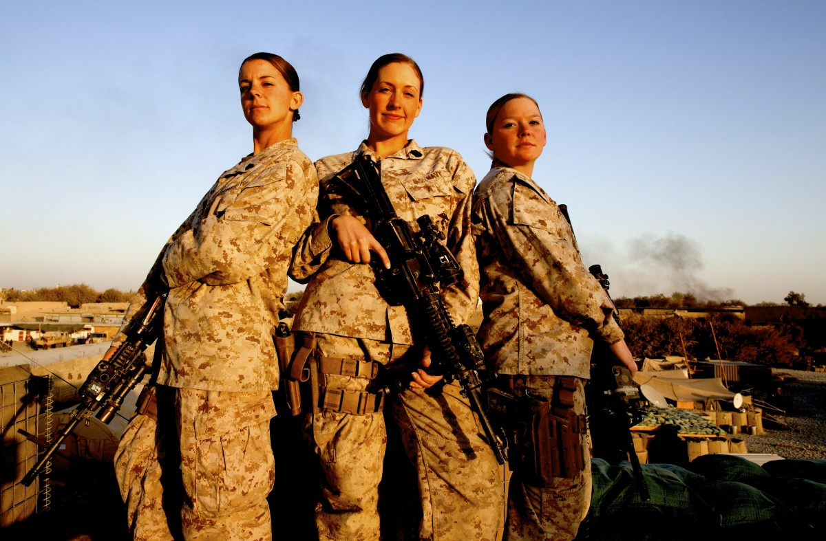 Female Soldiers and Veterans
