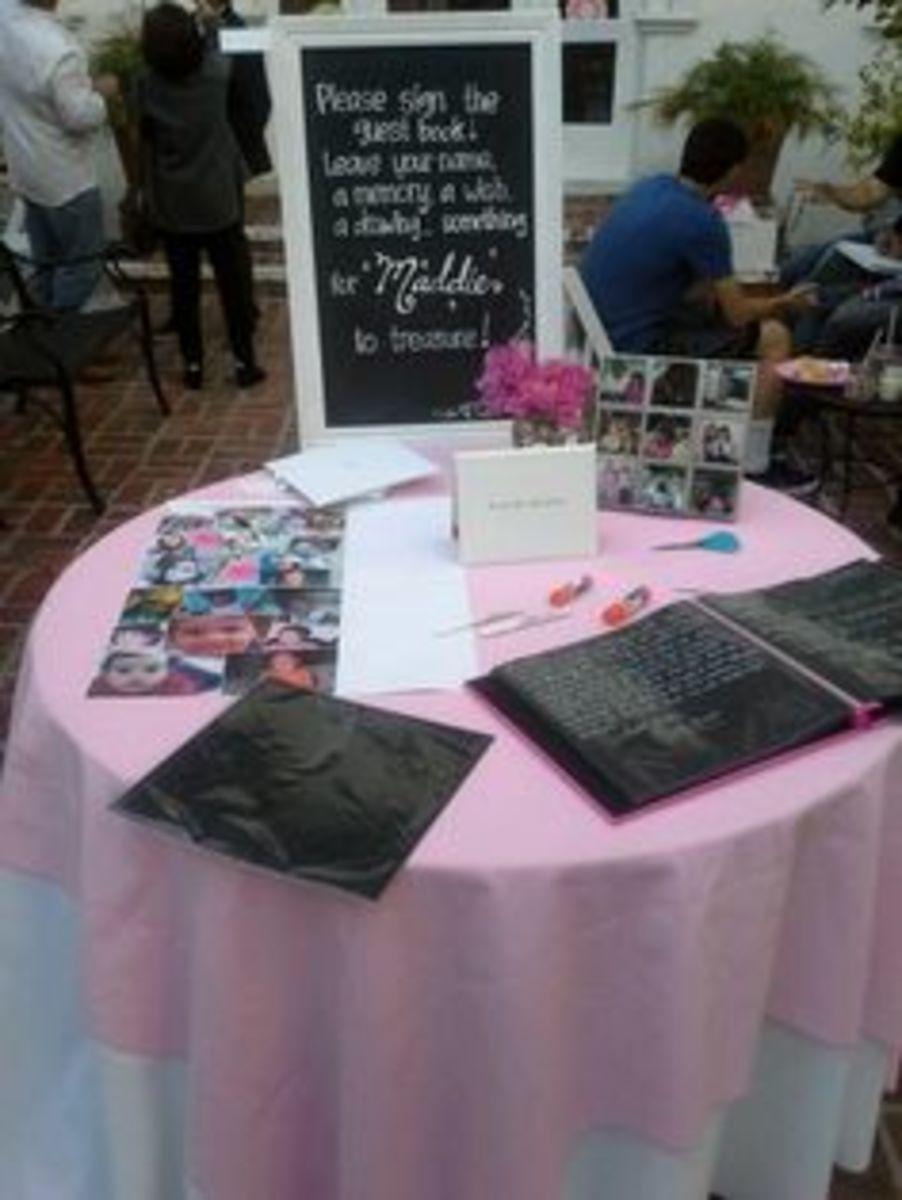Graduation Memories Table