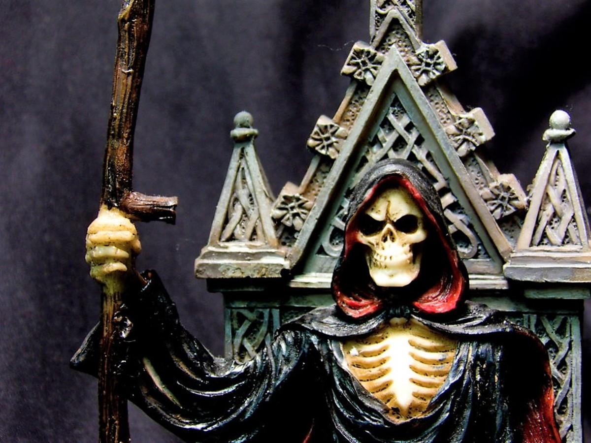 Guidance From The Gods: Santa Muerte