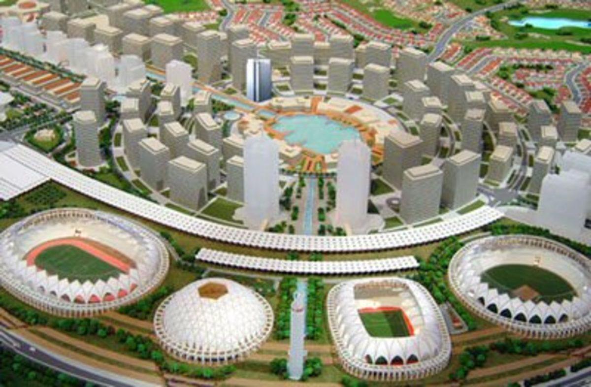 Dubai: New Sports Power House