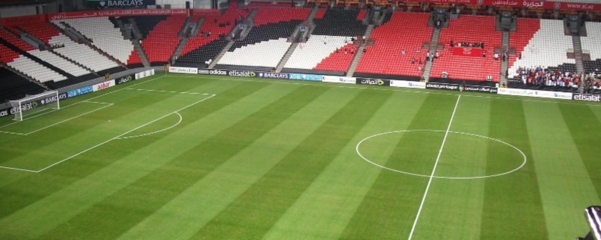 Dubai Football stadium