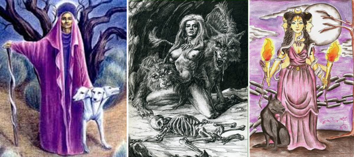 Goddess Hecate