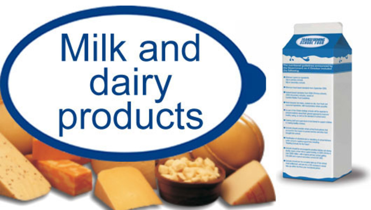 Milk and dairy product