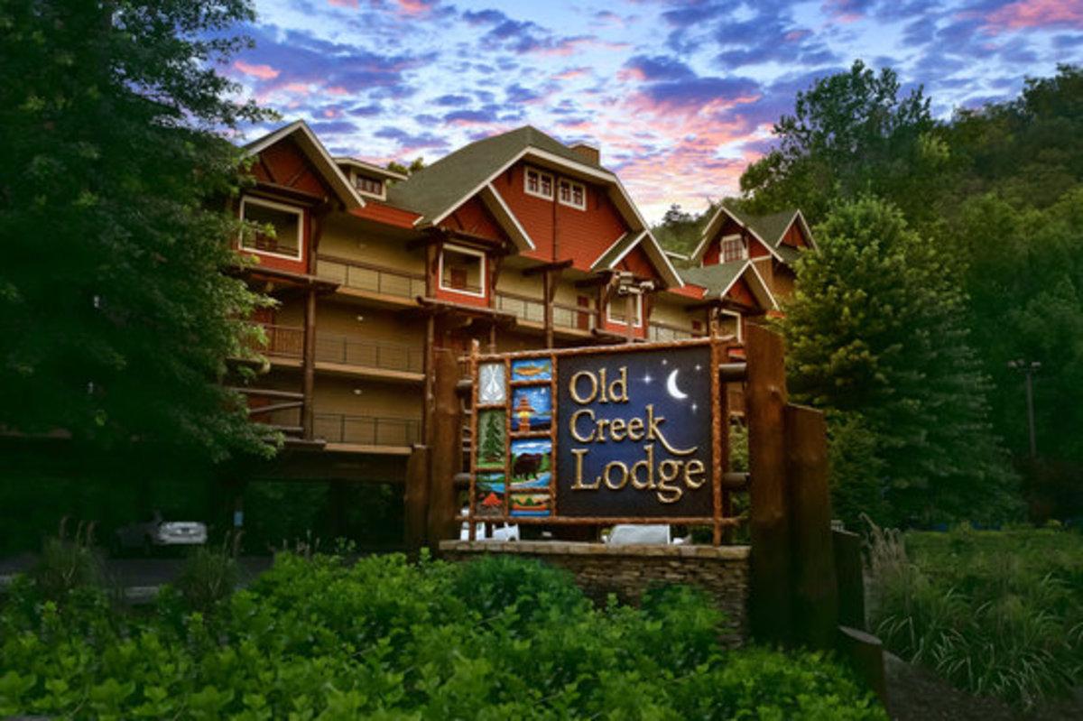 Old Creek Lodge of Gatlingburg