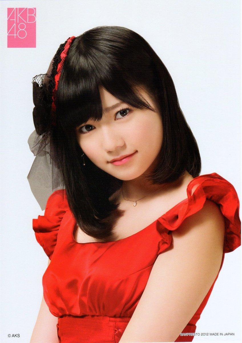 Haruka Shimazaki, The Cute Idol Singer, Bikini Model, and Member of AKB48