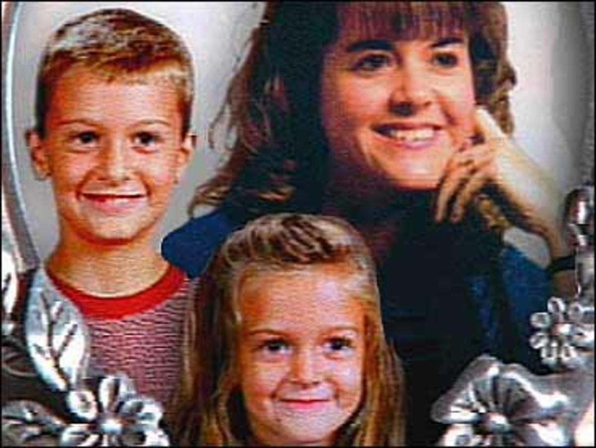 Bradley, Jill, and Kim Camm