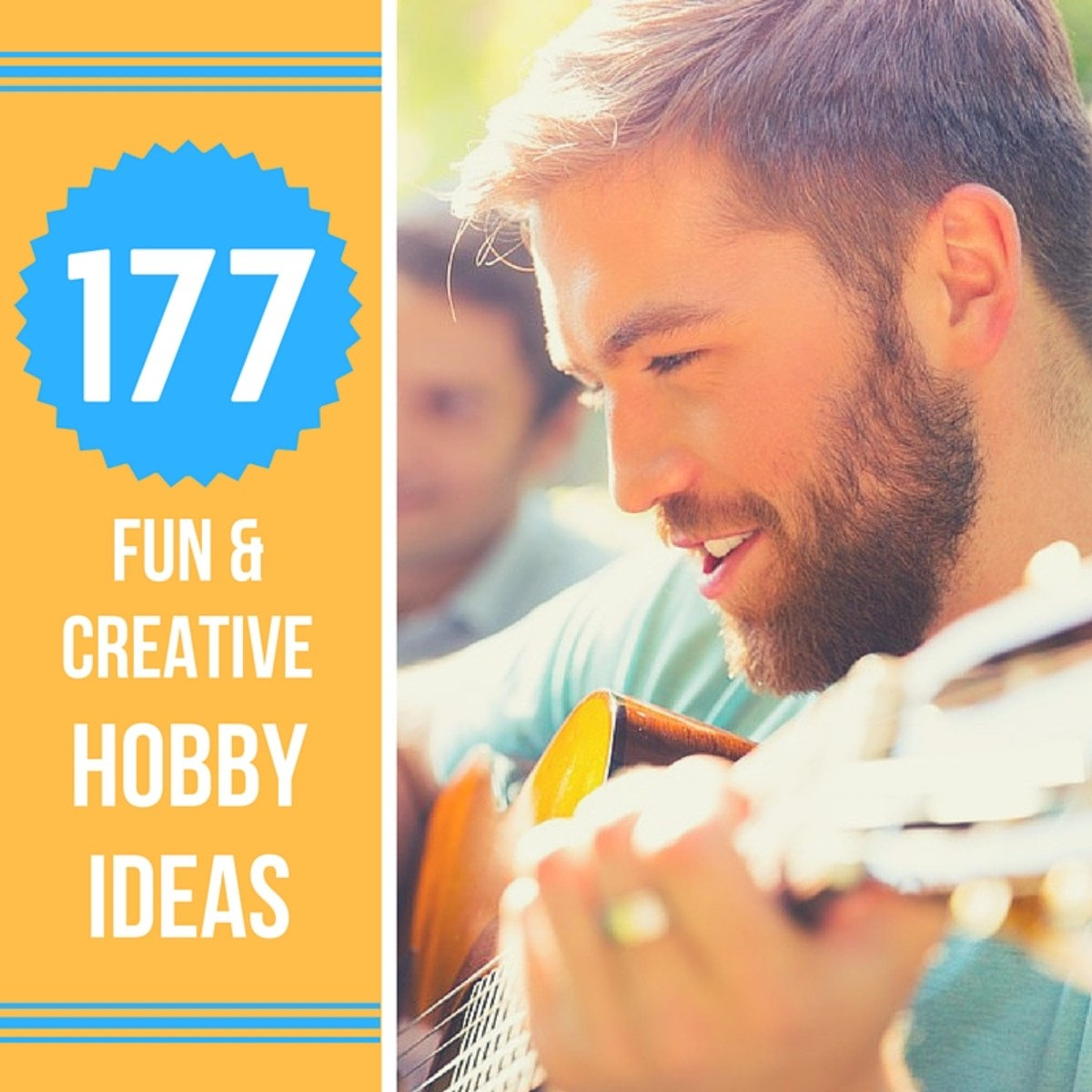 177 Fun & Creative Hobby Ideas