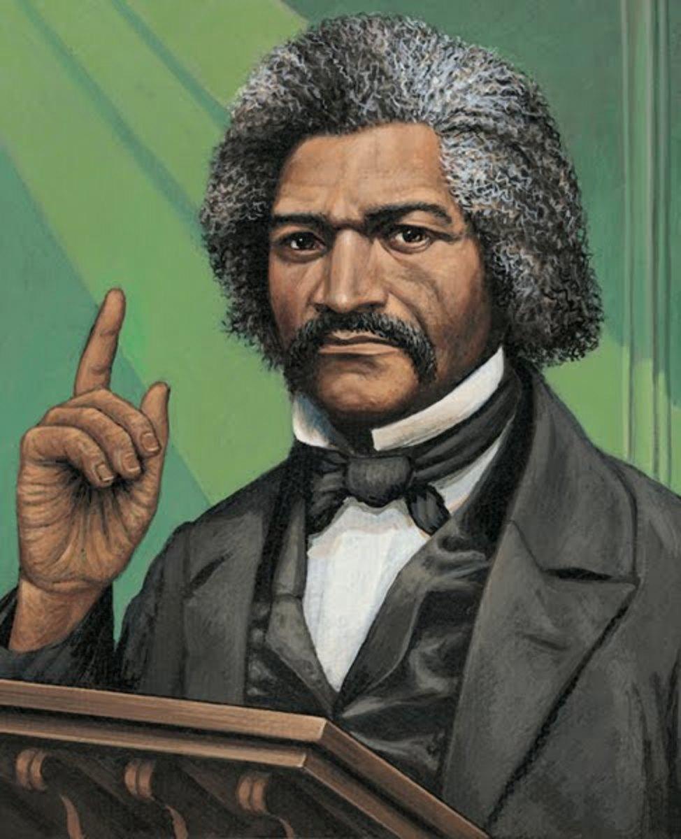 """Robert Hayden's """"Frederick Douglass"""""""
