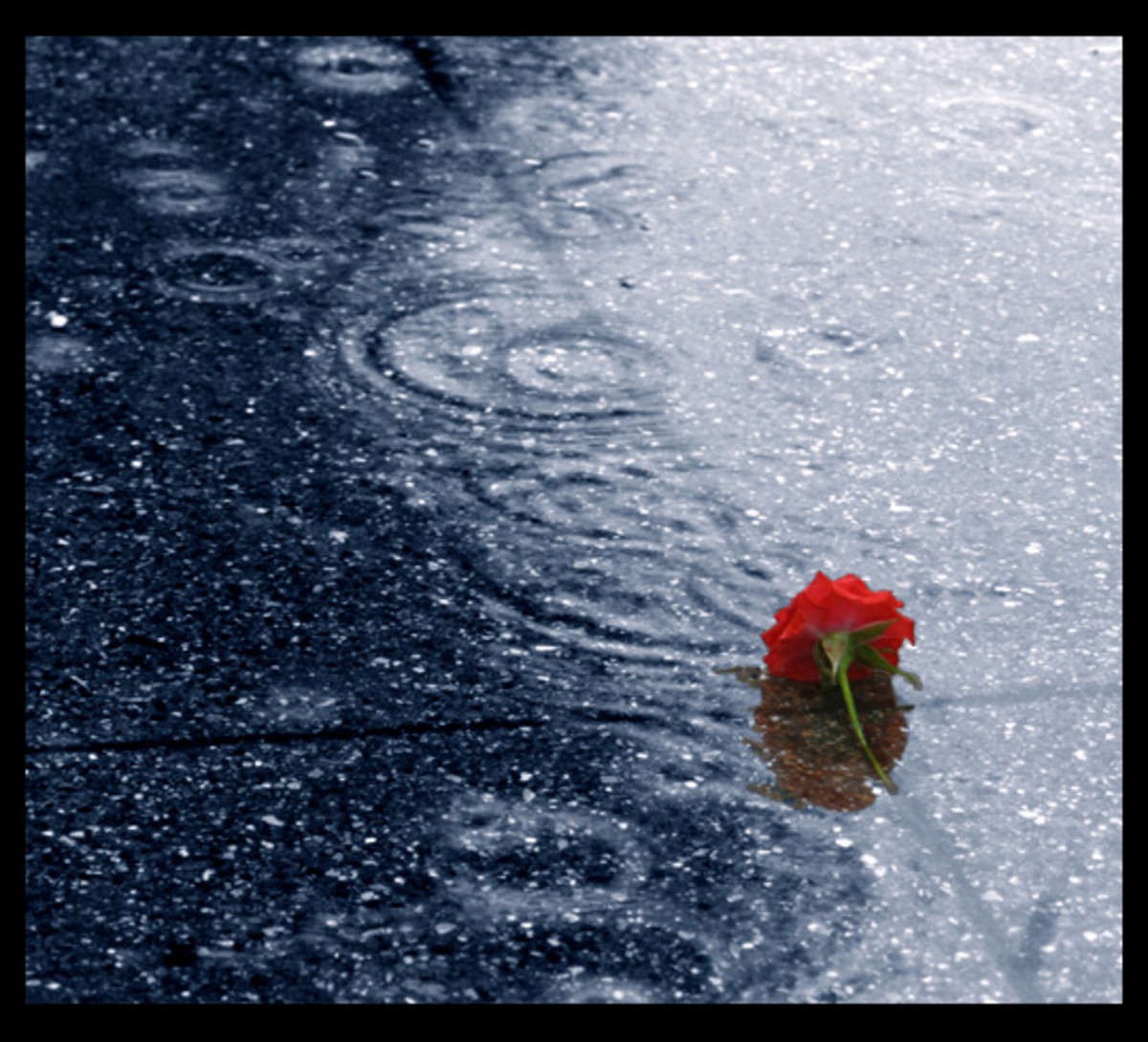 Then Came The Rain (poem)