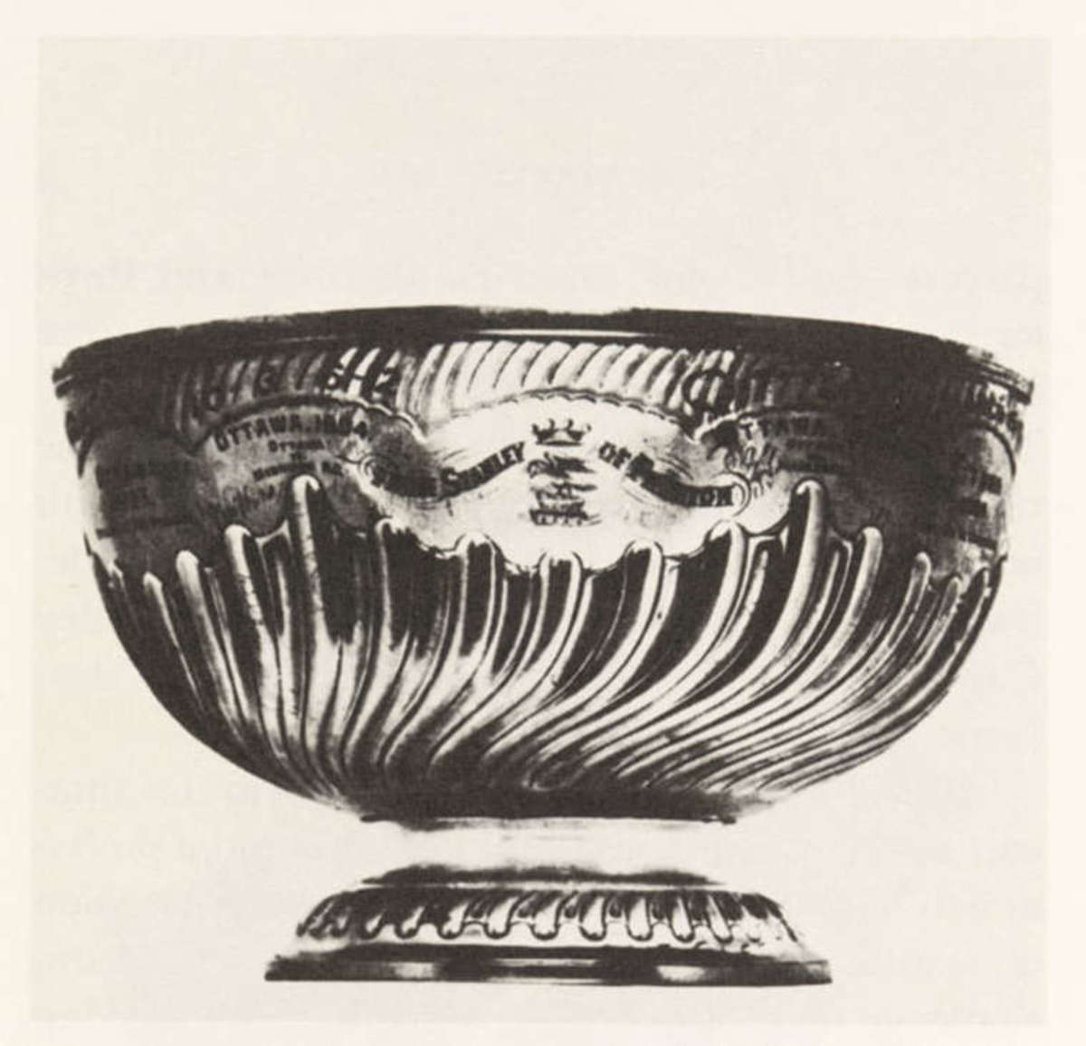 The Original Stanley Cup (1893)