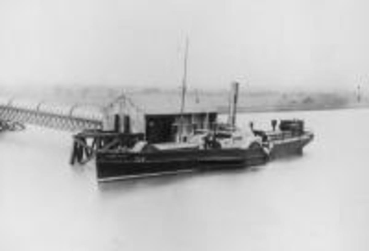 Albert Victor ambulance steamer