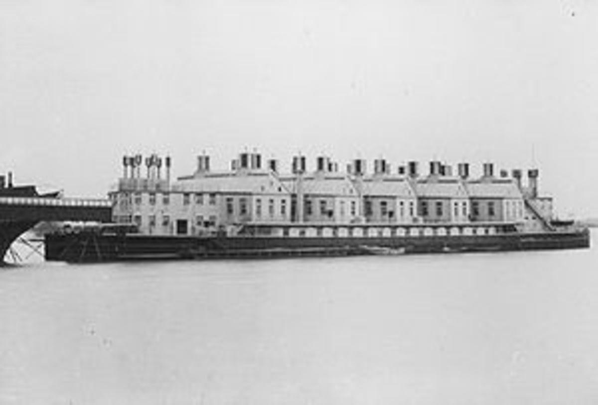 Hospital ship Castilia