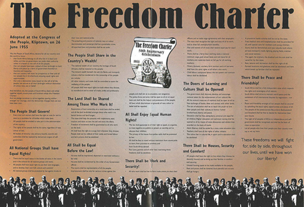 Freedom.. Charter Copy..