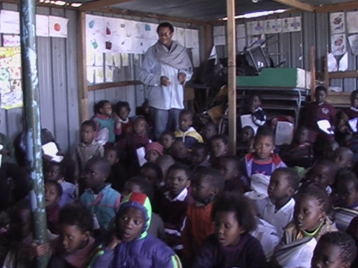 African Education Today In South Africa Under The ANC.. Same Old Story.. Nothing has changed