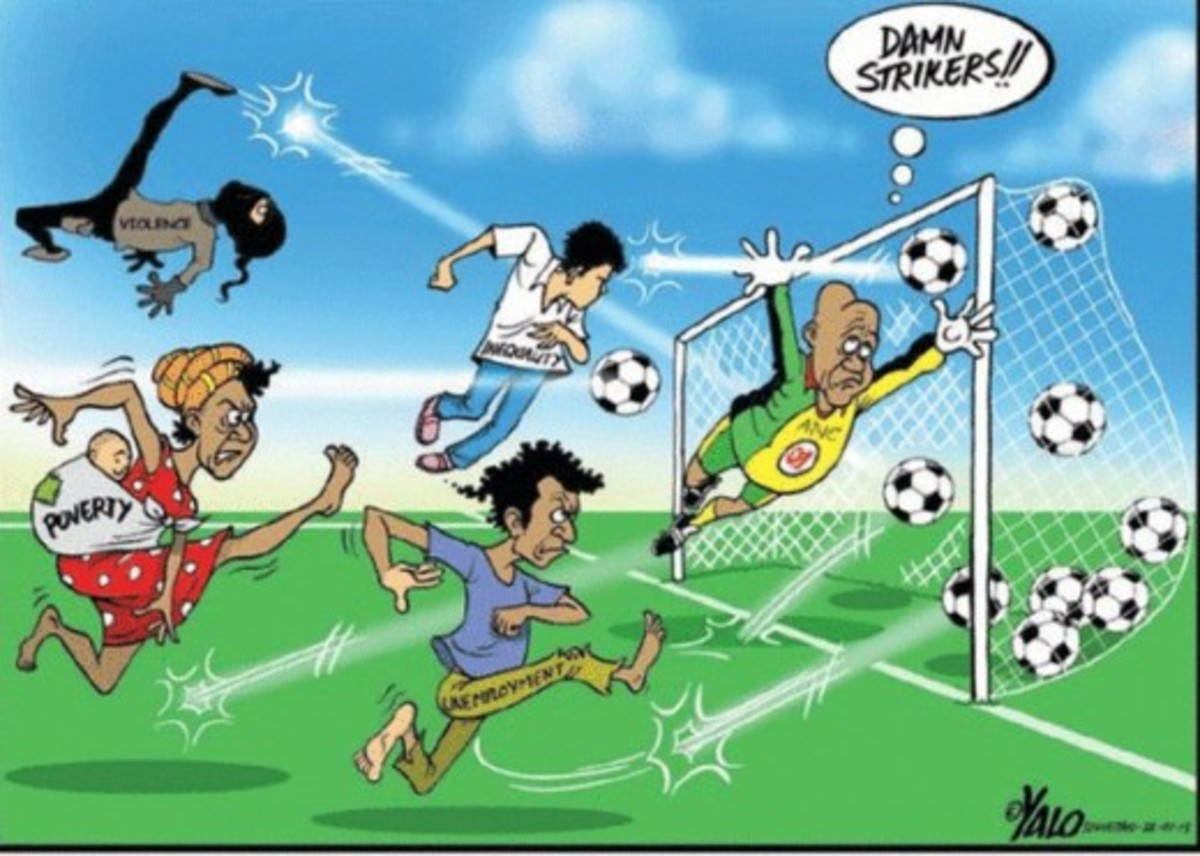 Too many Strikers Source: twitter.com/Yalo