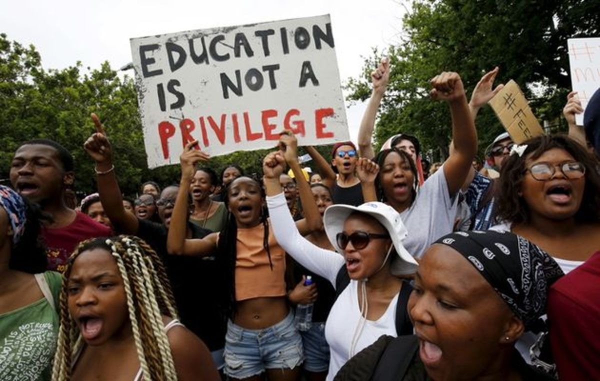 The Struggle Continues Against Unfair Educational Shenanigans Against the Poor..