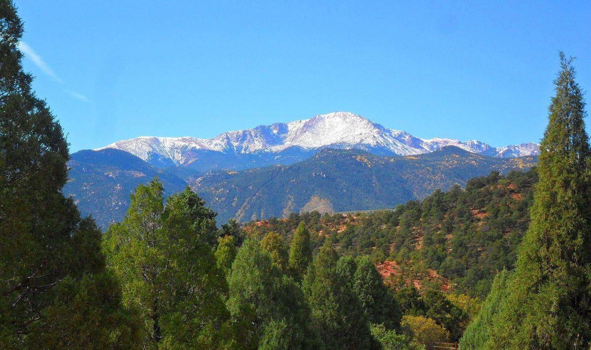 """Paramahansa Yogananda's """"Pikes Peak"""""""