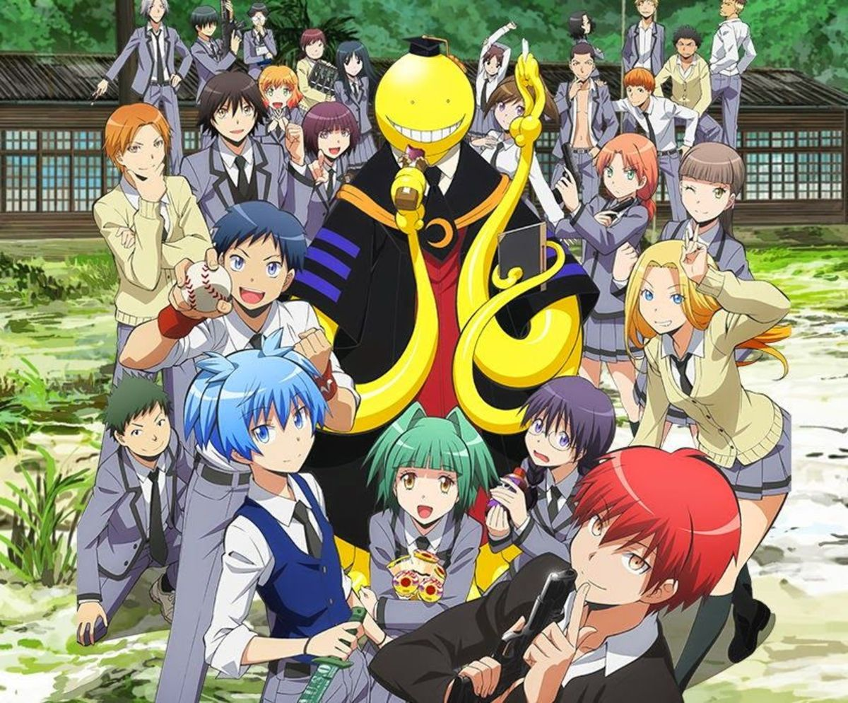 Assassination Classroom: 3-E Class